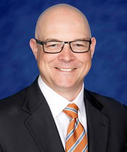 Tim Meyers Board President