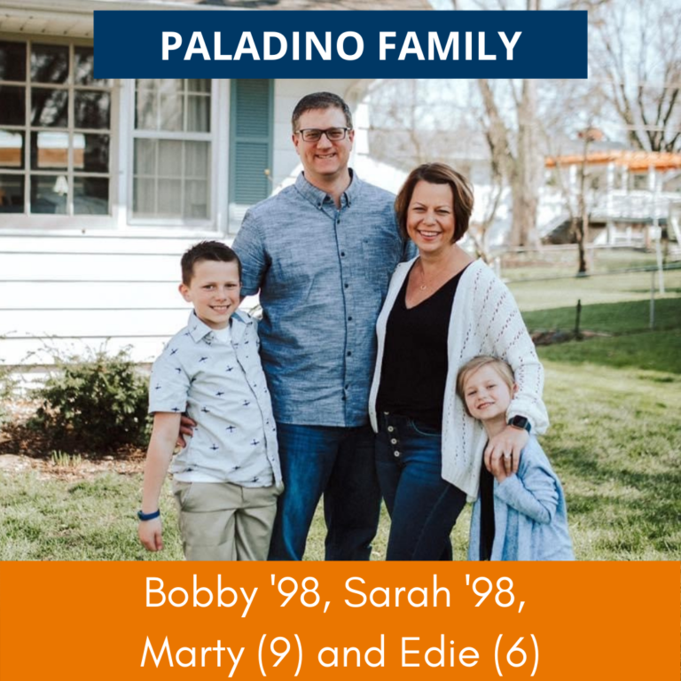 The Paladino Family