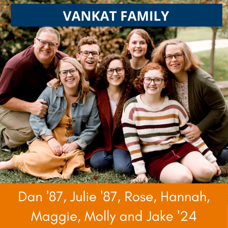 The Vankat Family