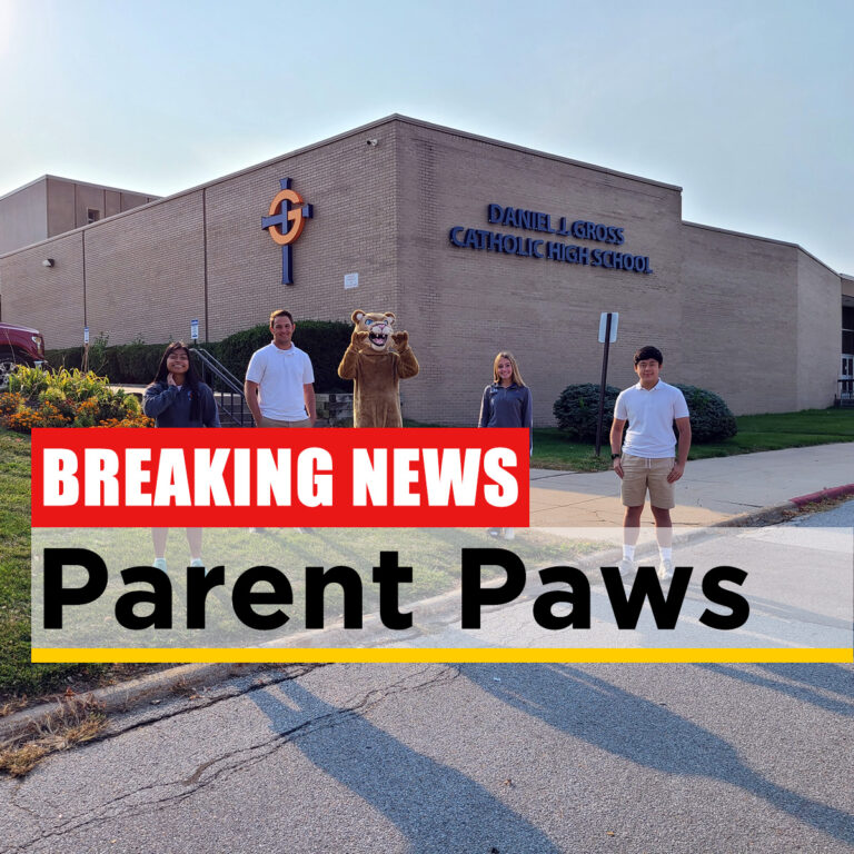 Parent Paws Newsletter image