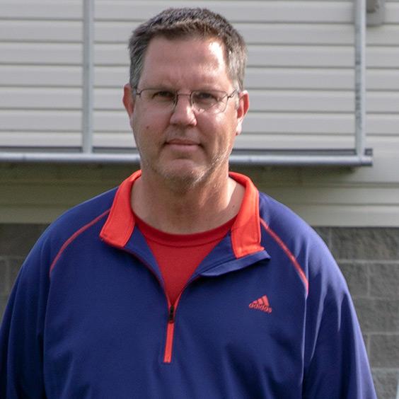 Coach Rich Yanovich