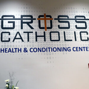 The Health and Conditioning Center is used for the Strength and Conditioning Camp