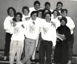 1990 Academic Decathlon Team