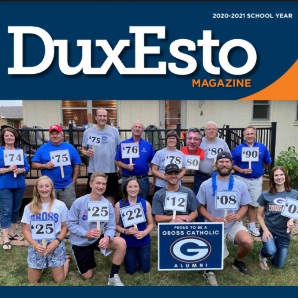 Dux Esto Magazine