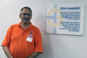 Center Dedicated to Mr. Hamersky