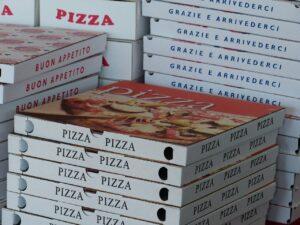 Peek, Pizza, & Pre-Game Party