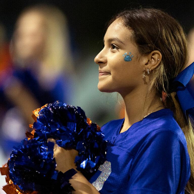 Junior Cougar Cheer Coach
