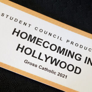 Homecoming Week Dance Ticket