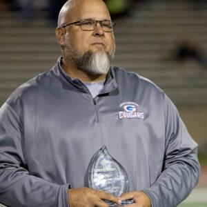 Scott Riha Alumni Award